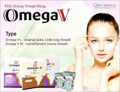 Only Medical 온리메디칼: Only Medical Korea - Thread lifting Products (Omeg...