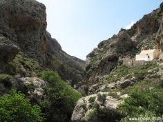 Kourtaliotiko Schlucht bei Plakias, Kreta (Crete)