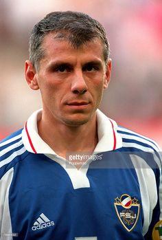 European Championship, (EURO 2000), Liege,Norway (0) v Yugoslavia(1), 18th, June, 2000,Vladimir Jugovic, Yugoslavia