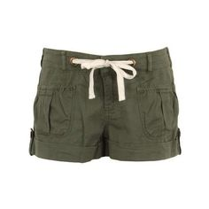 Cargo shorts women green and other apparel, accessories and trends. Browse and shop 8 related looks.