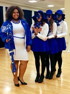 Congrats to our New Sorors:  Delta Pi chapter  Morehead State University  Morehead, Kentucky  Fall 2015