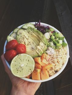 Yummy veggies. aka, salad