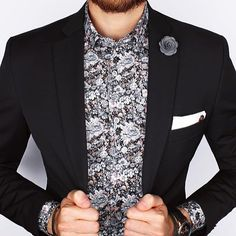 1000 images about suits style on pinterest men 39 s for Mens black suit and shirt combinations