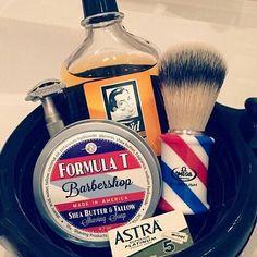 #Repost @morriusshave  Razor - Rockwell 6S Brush - Omega Hi Brush Blades - Astra Soap - WSP Barbershop Aftershave - Floyd Suave #floid #rockwell #wetshavingproducts #omegabrush #astra #wetshaving #traditionalshaving #shaveoftheday #sotd #wetshave #shaving #style #instagram #menstyle #shavelikeaman #shavelikeyourgrandpa #shavingculture #safetyrazor #shavingbrush #beautiful #photooftheday #followme #instadaily #fun #picoftheday #instagood #fashion
