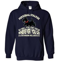 Scottish Terrier Lovers TShirt