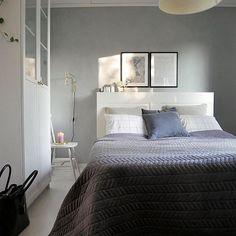 Kodin syystyyli esittelyssä, ensimmäisenä vuorossa makuuhuone! Blogissa lisää kuvia... ✨ // #scandinavianhome #nordicstyle #nordichome #interiorblog #nordiskehjem #newblogpost