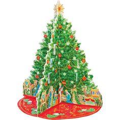Ceramic Christmas Tree With Lights Christmas Ceramic Christmas