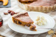 pumpkin et pecan pie Pie, French Toast, Pumpkin, Cookies, Baking, Breakfast, Thanksgiving, Desserts, Food