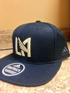 @LAFC snap backs back in stock! Come in and get yours today! #LAFC #LosAngeles #Pasadena #ProSoccer #MLS