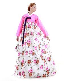 http://www.antiquealive.com/store/detail.asp?idx=4907 Custom Made Faux Silk Purple Violet Evening Party Hanbok Korean Dress