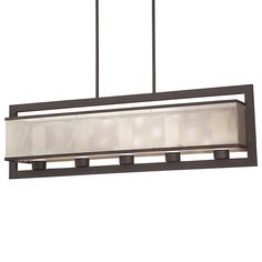 Mainly Mesh Linear Suspension by George Kovacs at Lumens.com