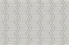 Geometric Seamless Patterns Set 9 - Patterns