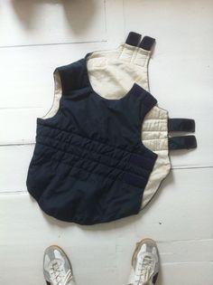 padded bulletproof vest • helmut lang €1,000 BIN/OBO