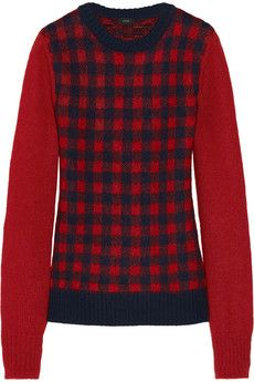 Joseph Wool and mohair-blend sweater   THE OUTNET