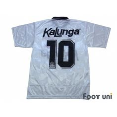 Photo2: Corinthians 1993-1994 Home Shirt #10 w/tags FINTA - Football Shirts,Soccer Jerseys,Vintage Classic Retro - Online Store From Footuni Japan