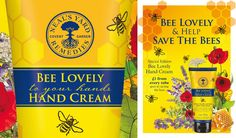 Our gorgeous Bee Lovely poster! #savethebees