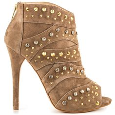 Sedova - Taupe by Bebe Shoes