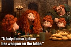 'Brave' movie quote