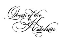 kitchen quote - OMGSH. What if I redid the kitchen in crowns and tiaras?!?!