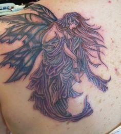 Fairy Tattoos -