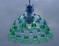Image result for art and craft ideas with plastic bottles