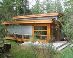 Corrugated Steel Siding Design, Pictures, Remodel, Decor and Ideas - page 2