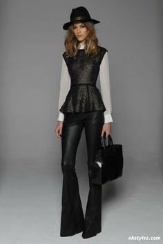 58d9f61915471 rachel zoe lookbook fall 2013 - Google Search White Fashion