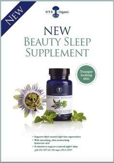 Beauty Sleep Supplement from Neals Yard Remedies.  #beautysleep #nealsyardbeautysleep #nealsyard #nyr #nyrorganic #healthbeauty #sleepbeautifully