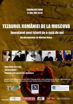 Primul film documentar despre tezaurul Romaniei de la Moscova.