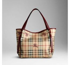 Burberry Purse Used