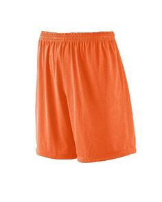 842 Augusta Drop Ship Mesh Short with Tricot Lining
