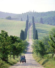 Honeymoon in Tuscany - Chianti