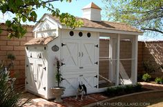 Love this coop...wish I had room for something this size!