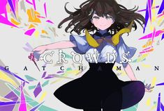 Gatchaman Crowds, Ichinose Hajime