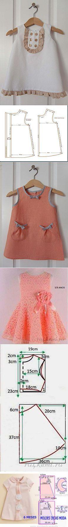 Children dress pattern ...♥ Deniz ♥