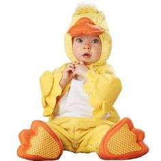 Lil' Ducky Elite Collection Infant / Toddler Costume