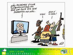 OCC -  ALERTA BRASIL: INQUÉRITOS DA PF CONTRA LULA SIMPLESMENTE DESAPARE...
