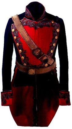Mexican Regimental Officer's coat