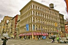 Haughwout Building - Broadway - Soho NYC - mlkshk
