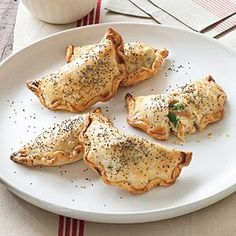 Savory Hand Pies   24 Easy Freezer Recipes - Southern Living Mobile