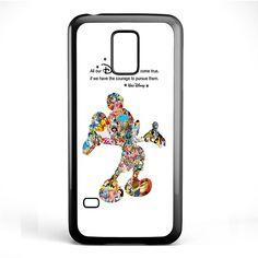 Disney Montage Disney Mickey Mouse Collage TATUM-3364 Samsung Phonecase Cover Samsung Galaxy S3 Mini Galaxy S4 Mini Galaxy S5 Mini