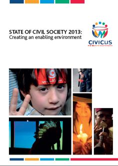 CIVICUS World Alliance for Citizen Participation is an international alliance of members and partners which constitutes an influential network of organisations at the local, national, regional and international levels, and spans the spectrum of civil society. CIVICUS includes civil society networks, organisations; trade unions; professional associations; NGOs, etc. https://civicus.org/index.php;
