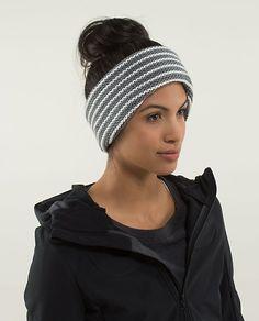 keepin' it cozy ear warmer | women's headbands | lululemon athletica