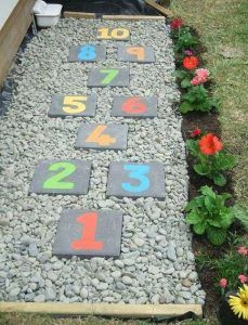 Play Garden Ideas Stepping Stones_38