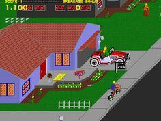 arcade video games | Coin-Op] Arcade Video Game by Atari Games Corp. [Milpitas, CA, USA]