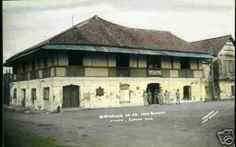 """The Philippines: """"Then and Now"""" Photos - Compiled Threads Pardon me if this site has been posted already. Filipino Architecture, Philippine Architecture, Vigan, University Of Santo Tomas, Filipino House, Intramuros, Philippines Culture, Filipino Culture, Pinoy"""