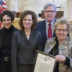 #Rutgers- Douglass Residential College was honored with a resolution from the NJ State Senate celebrating 100 years of women's education.