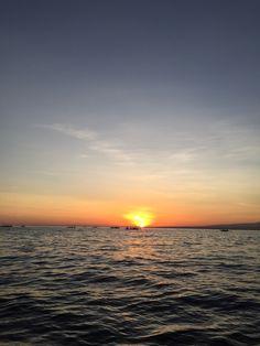 Sunrise Lovina Beach