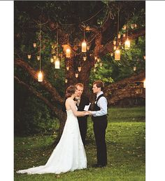 outdoor reception lighting 6