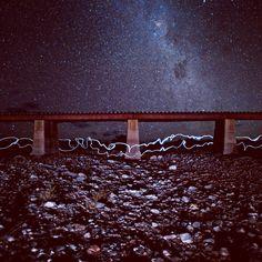 LPL Photo Update Abandoned Bridge - Northline Series Flinders Ranges - South Australia #lightpainting #photography